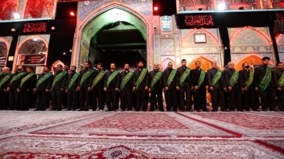 Karbala In Preparation for Arbaeen
